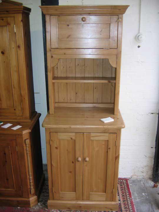 plain dresser pine kitchen dinning room