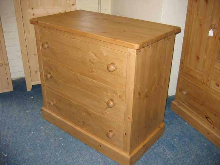 pine chest of drawers chest hand made