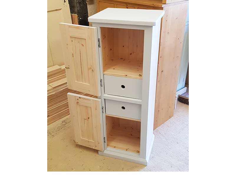 Painted-pine-office-unit2 Kent