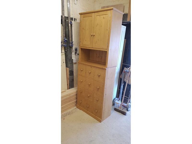Bespoke-solid-wood-record-storage-unit-Hythe-Kent