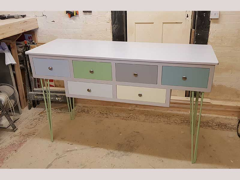 Kitchen-drawer-unit-hand-made-in-Kent-