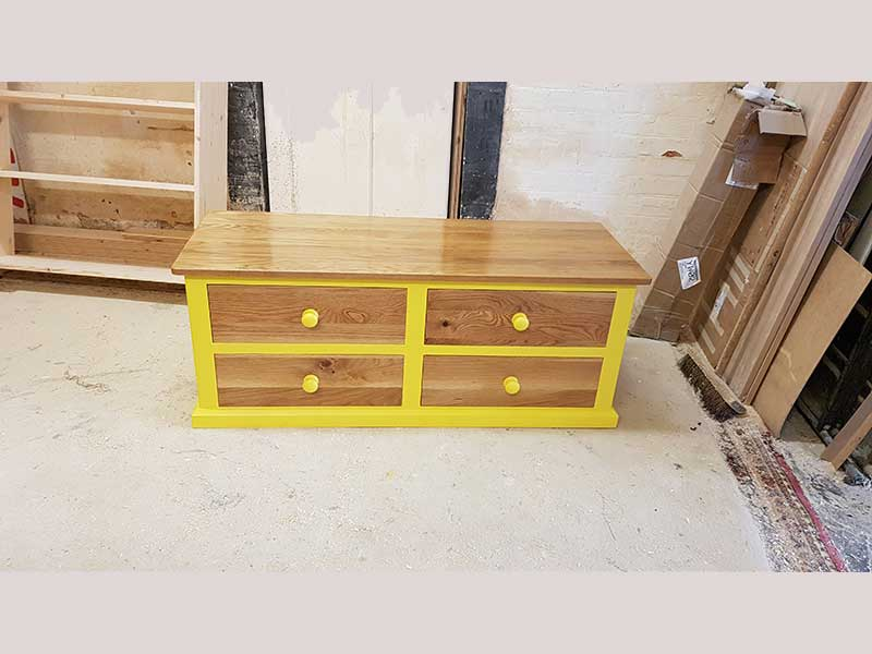 Yellow-coffee-table-hand-made-in-Kent-